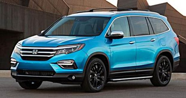 2018 honda pilot lease 2018 honda pilot for Honda pilot leases